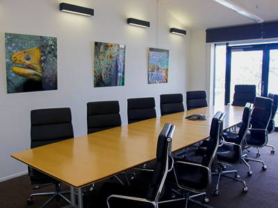 Sydney Institute of Marine Science - Conference Rooms